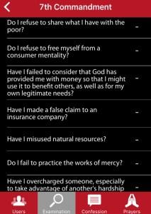 confession-App screenshot