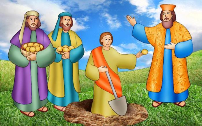 Jesus tells the parable of the talents | Catholic Courier