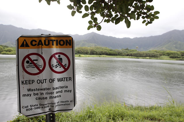 AUDIO: Hawaii Drowning In Filth, Cesspools Blamed For Skin