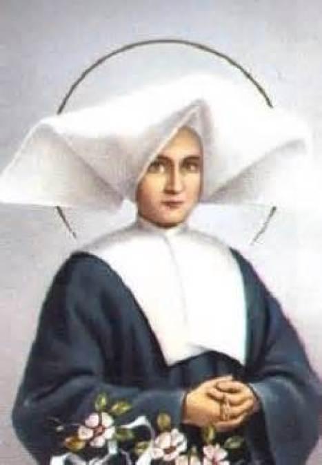 St. Catherine Laboure Public Domain Image