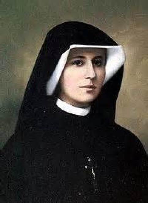 St. Faustina Public Domain Image