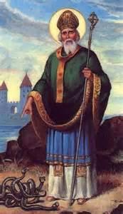 St. Patrick Public Domain Image