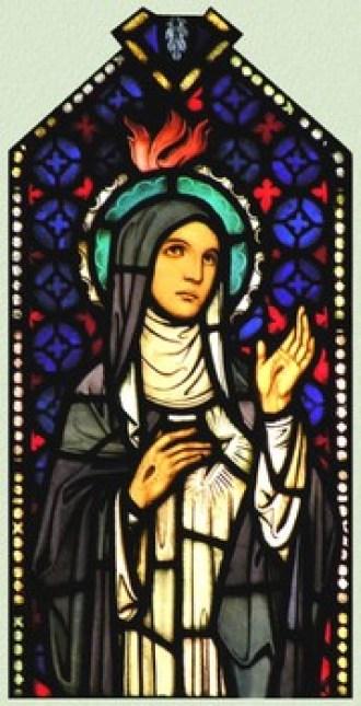 St. Catherine dei Ricci 2
