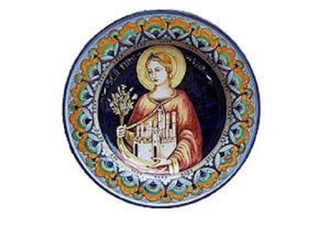 St. Seraphina