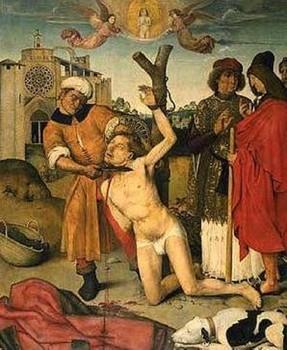 Carthusian Martyrs Public Domain Image