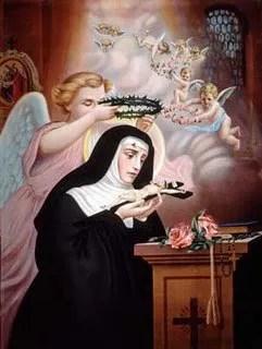 St. Rita public domain image