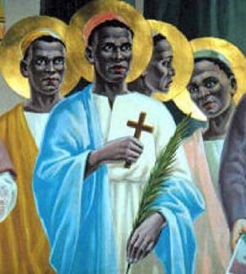 St. Charles Lwanga Public Domain Image