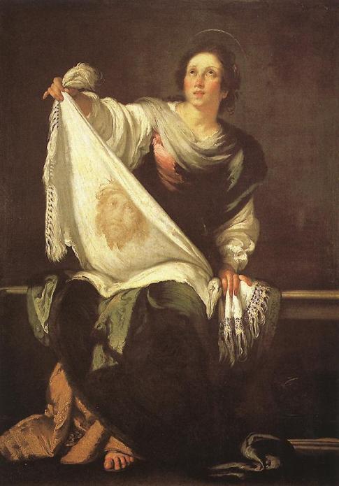 St. Veronica Public Domain Image