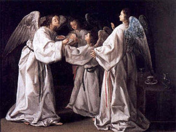 St. Ramond Nonnatus Public Domain Image