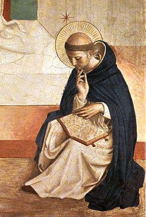 St. Dominic Public Domain Image