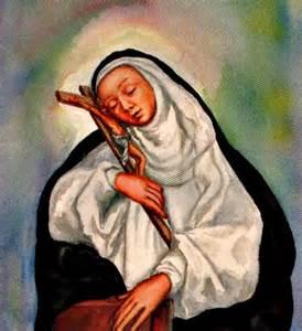 St. Ingrid of Sweden