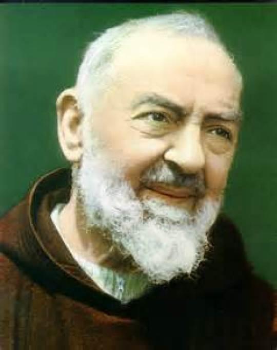 St. Padre Pio Public Domain Image