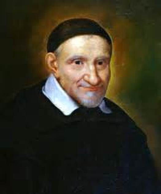 St. Vincent de Paul Public Domain Image
