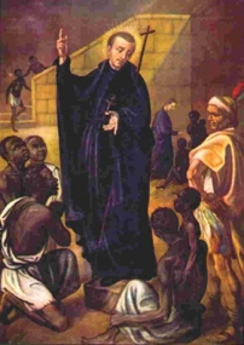 St. Peter Claver Public Domain Image