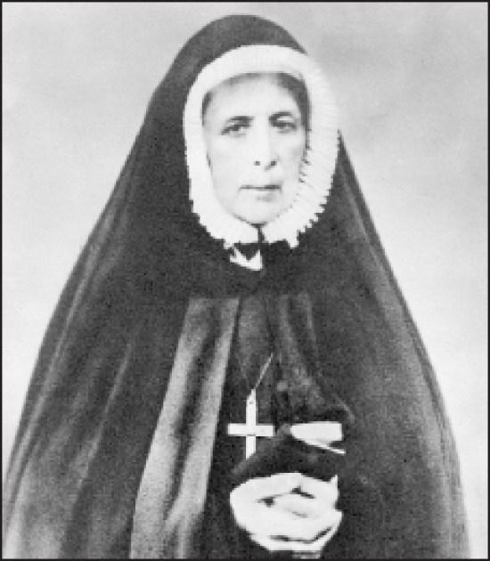 St. Terese Couderc Public Domain Image