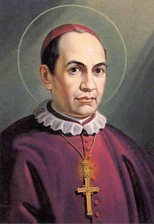 St. Anthony Mary Claret Public Domain Image