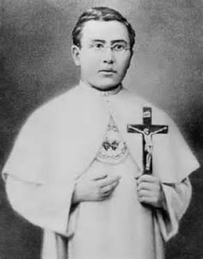St. Damien of Molokai Public Domain Image