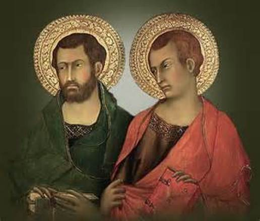 St. Simon and St. Jude Public Domain Image