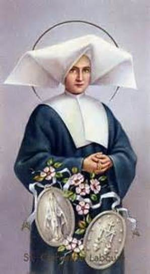 St. Catherine Laboure