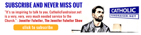 Brice Sokolowski Catholic Fundraiser