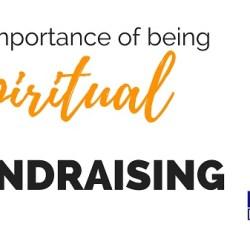 Spirituality of Fundraising