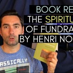 Henri Nouwen Spirituality of Fundraising