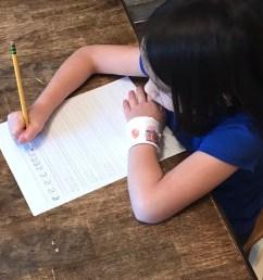 Teaching Handwriting   Catholic Homebody [ 1242 x 1242 Pixel ]