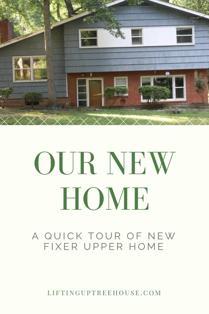 new home tour
