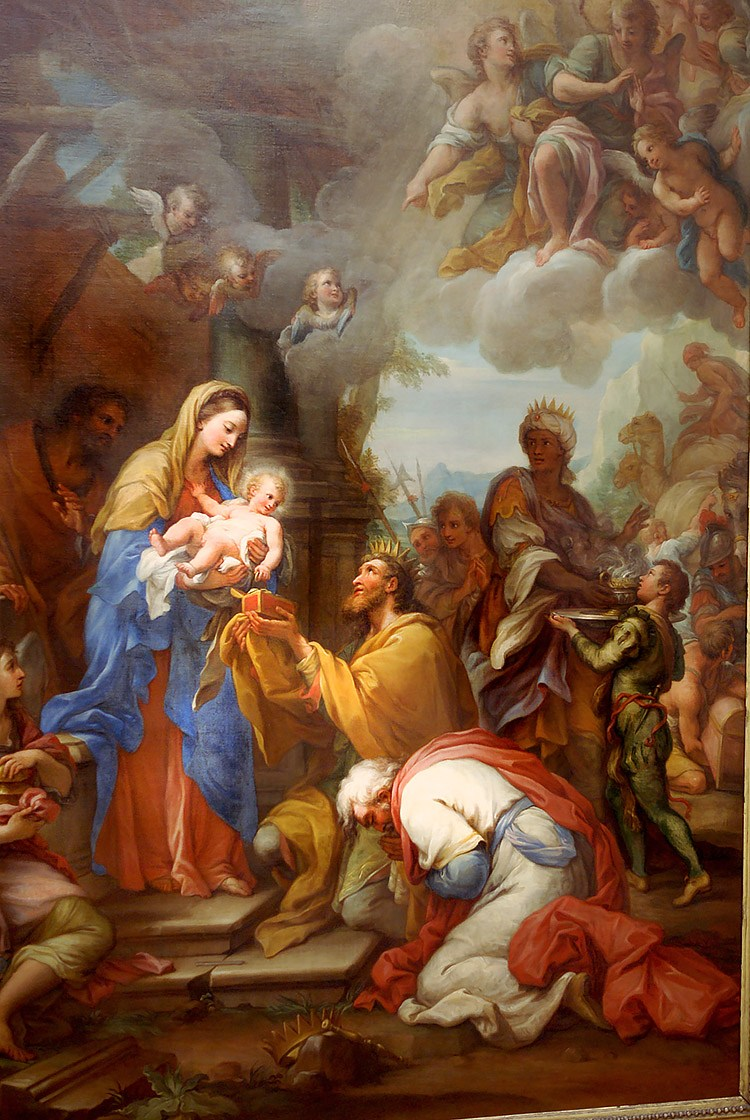 The Birth of Jesus in Art: 20 Gorgeous Paintings of the Nativity, Magi, and  Shepherds - Catholic Household
