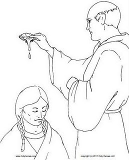 ash wednesday blessed kateri