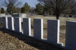 More Jesuit Headstones