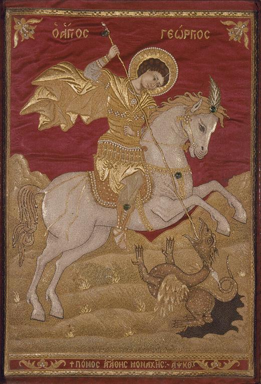 521px-Nun_Agathe_-_St_George_the_dragon-slayer_-_Google_Art_Project