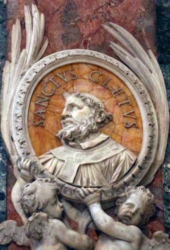 Pope Saint Cletus