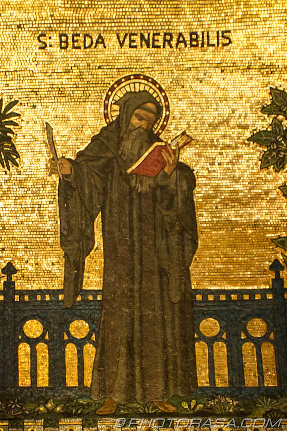 Saint Bede the Venerable (source)