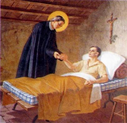 Saint John Baptist de Rossi