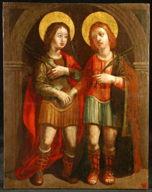Saints John and Paul (source)