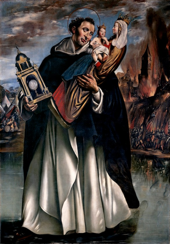 Saint Hyacinth (1620-24), by Juan Bautista Maíno (source)