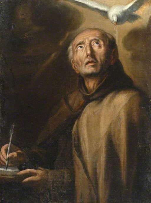 Saint Peter of Alcántara, photo credit: The Bowes Museum (source)