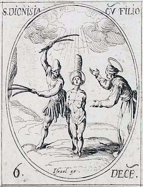 Saint Dionysia