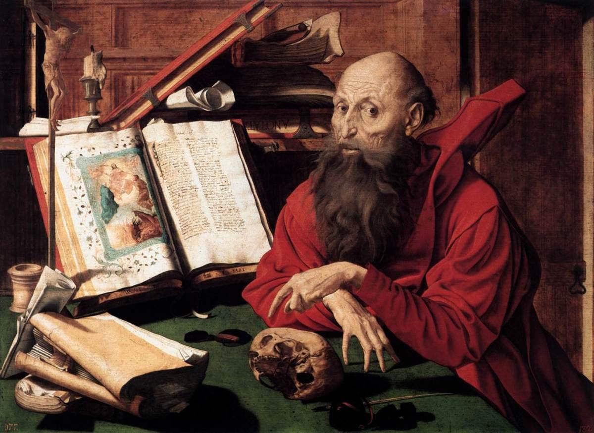 Saint Jerome, Doctor of Biblical Studies - Catholicism.org