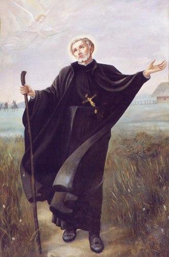 Saint Andrew Bobola