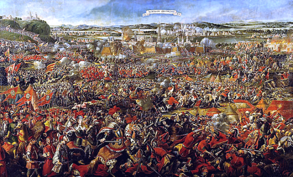 Battle of Vienna, anonymous painting (source)