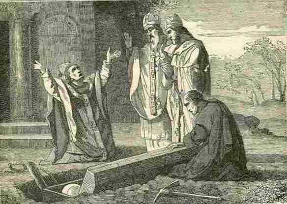 The Finding of the Body of Saint Stephen