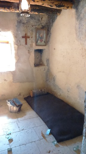 Saint Sharbel's Monastic Cell