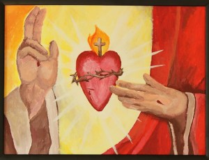 sacred heart of jesus novena prayers