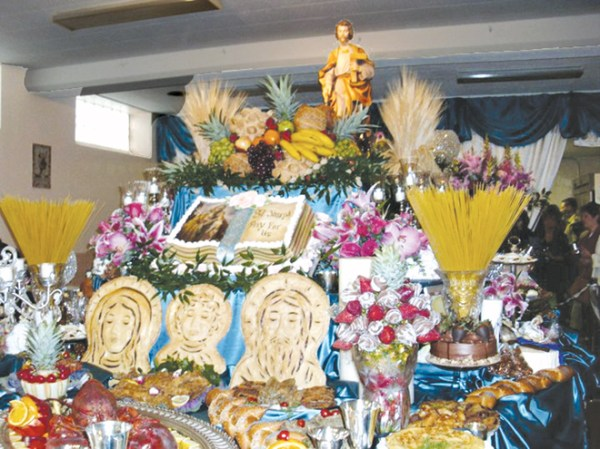 2013 St Josephs Tables The Catholic Key