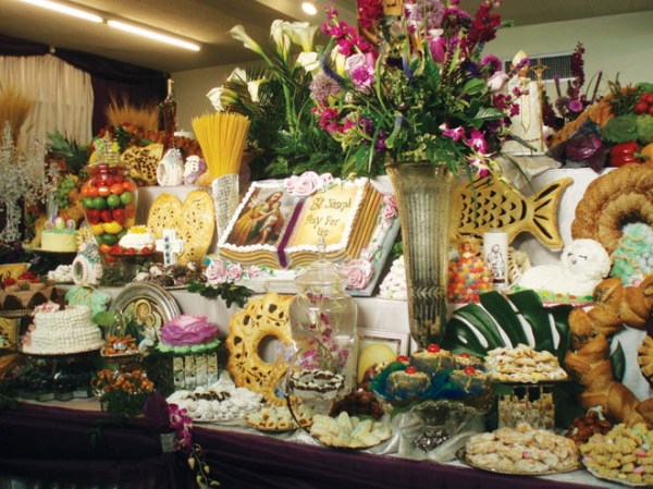 The St Joseph Table tradition then and now 2014 The