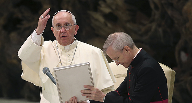 Pope Makes Phone Call After Being Deeply Moved By Message