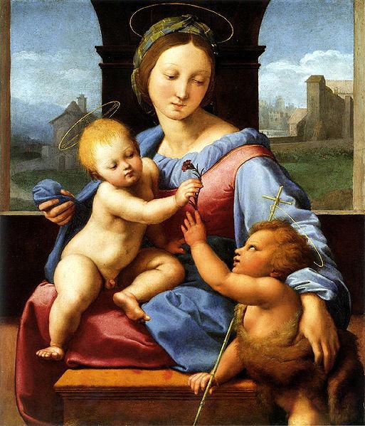 Aldobrandini Madonna