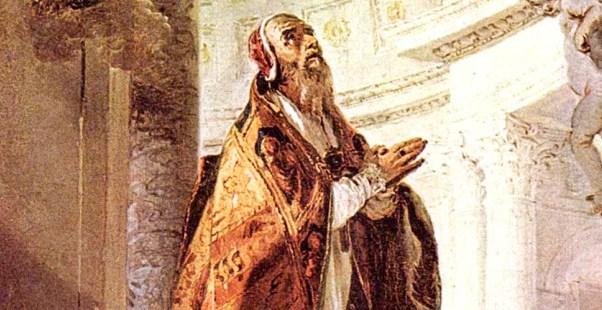 oldest Christian prayer